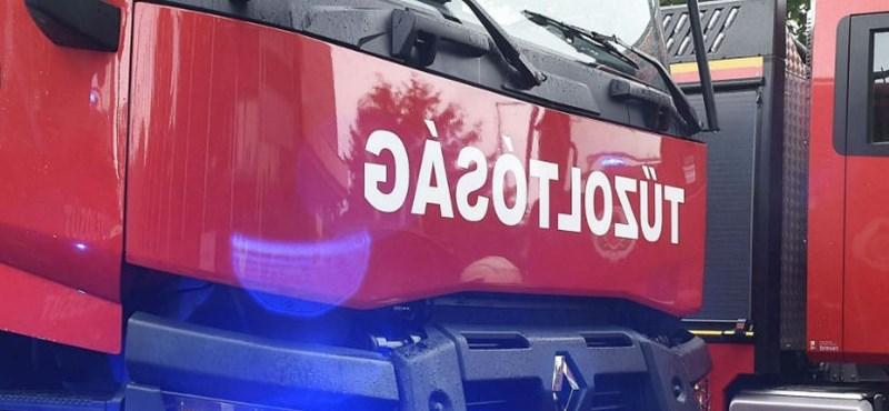 A Covid-osztályon ütött ki tűz a hatvani kórházban, miután a Telex szerint egy beteg rágyújtott a kórteremben