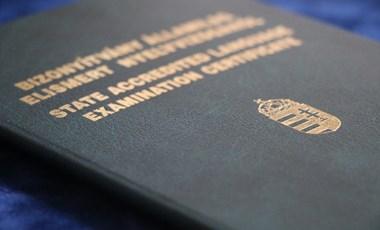 Jövő nyártól államilag elismert nyelvvizsgát tehettek magyar jelnyelvből