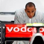 Hamilton nyerte az első szabadedzést Indiában