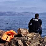 UNICEF: Gyerekek is voltak a tengerbe fulladt menekültek között