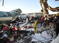 Őrizetbe vettek három embert a törökországi vonatbaleset miatt