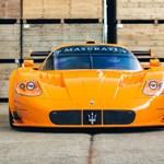 Szuperritka narancssárga Maserati keresi új gazdáját