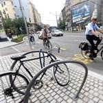 23 millió forintnyi benzint spóroltak meg a munkába bringázók Budapesten