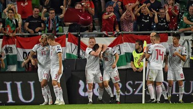 Dzsudzsákék nagyot ugrottak a FIFA-ranglistán