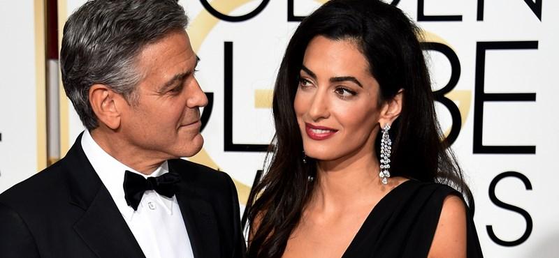 George Clooney felesége Észak-Koreához hasonlította Magyarországot – videó