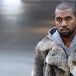 Ahogy jött, úgy el is tűnt Kanye West