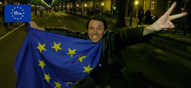 """15 éve az EU-ban: """"Minden tagállam meghülyült a belépés után"""""""