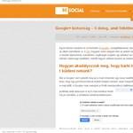 Biztonság a Google+-ban: amit mindenképpen érdemes beállítani