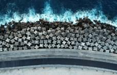 Foglalkoznunk kell a betonnal – rosszabb, mint a műanyag vagy az autók