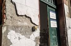 Uniós pénzből festetne ki a kormány 17 budapesti kórházat