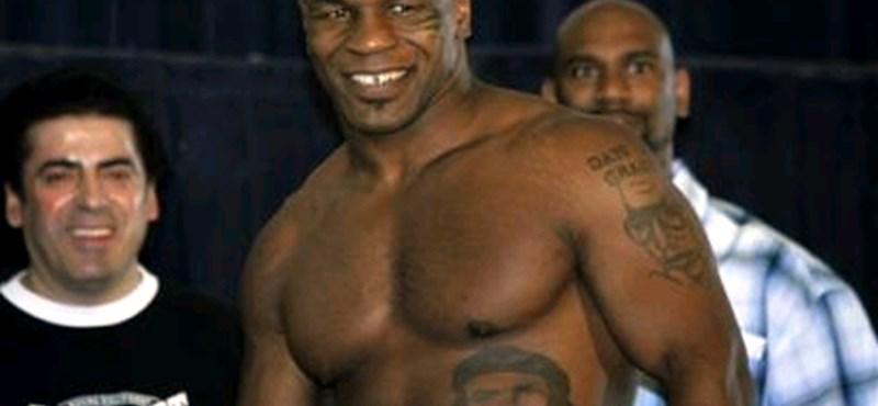 """Mike Tyson: """"imádtam a kokaint és a kurvákat"""""""