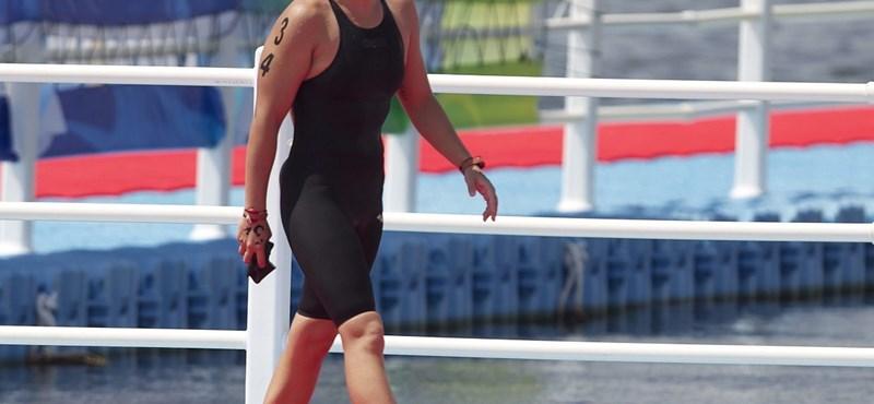 Kizárták Risztov Évát az úszóvébén
