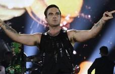 Film készül Robbie Williams életéről