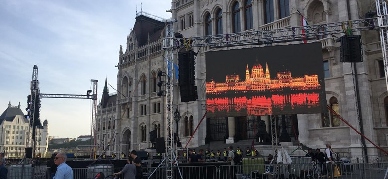 Itt a Kossuth téri tüntetés szónokainak névsora