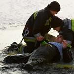 Tizenhárom dán főiskolás szenvedett balesetet