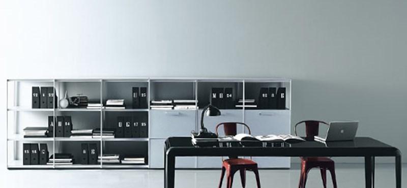 Olasz dizájn: elegáns irodák otthonra