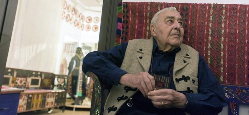 Elhunyt Kallós Zoltán erdélyi néprajzkutató