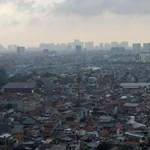 Halálos özönvíz Jakartában