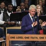 Bill Clinton elmondta, miért lépett félre Monica Lewinskyval