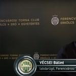 Kétszeres válogatott focistát szerződtetett a Fradi