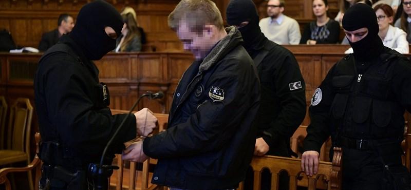 8 kilós bomba, chip a fejben - itt a körúti robbantás vádlottjának vallomása, melyet most visszavont