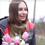 Kiszabadult egy ukrán újságírónő a lázadók fogságából