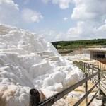 Olasz szennyvíziszapot hoznának az egerszalóki termálforrások közelébe