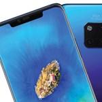 Kiszivárgott: valódi fotókon látható, milyen lesz a Huawei Mate 20 Pro