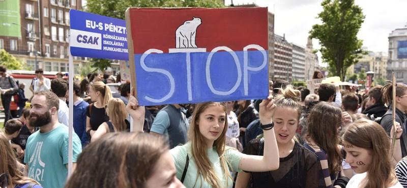 Nem állapodtak meg a 2050-es klímasemlegességről az uniós csúcson