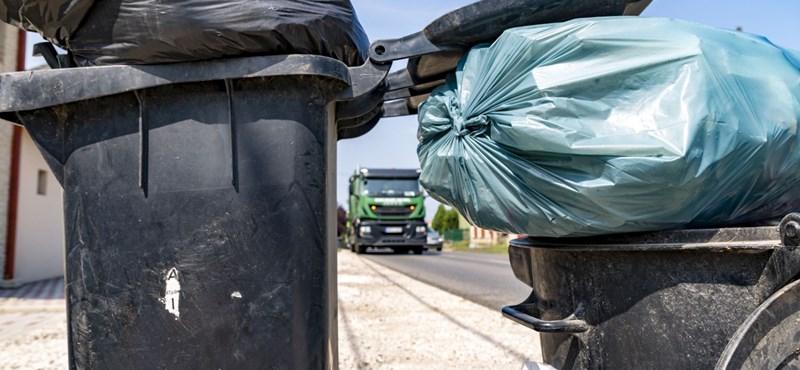 Katasztrófavédelem: szerdán folytatódik a szemétszállítás a 116 érintett településen