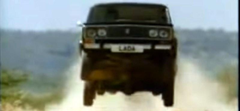 Visszatér a Lada, és milyen csodás reklámokkal sokkoltak már a '80-as években is
