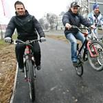 Fejlesztik a kerékpáros turizmust a Balatonnál
