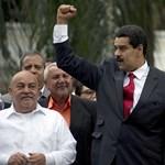 Országa éhezik, de Maduro elnök beugrott a sószóró YouTube-sztár nagyon drága éttermébe - videó