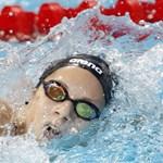 Itt az újabb úszóérem: Kapás Boglárka vébébronzot nyert