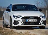 Audi A3 35 TDI-teszt: a dízel jó hírneve