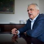 """""""Kudarcként élem meg"""" - az Ab elnöke a nyugdíjügyről és a kétharmados törvényekről"""