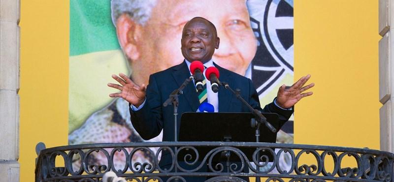 Mandela messiásként várt örökösének a káoszból kell kivezetnie Dél-Afrikát