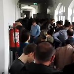 Itt a videó, ahogy bejelentik a Magyar Nemzet megszűnését