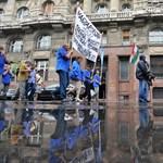 Milliókba kerülnek a szakszervezeti tüntetések