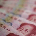 Megint gyengítette a jüant a kínai központi bank