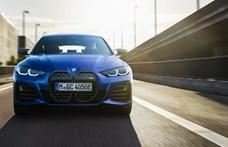 Épphogy 20 millió forint alatt nyit itthon az BMW elektromos sportlimuzinja