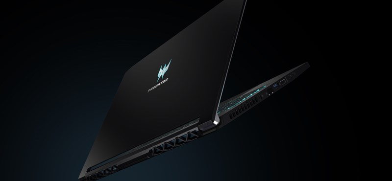 Olyan erőgéppel állt elő az Acer, amelynek még a képernyője is hasít