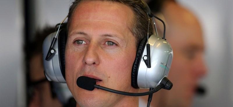 Telegraph: Már semmi jó hír nem várható Schumacherről