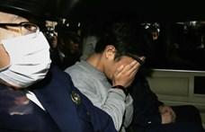 Halálbüntetést kértek egy japán sorozatgyilkosra