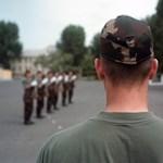 Rengeteg gyerek szeretne katonai táborban nyaralni