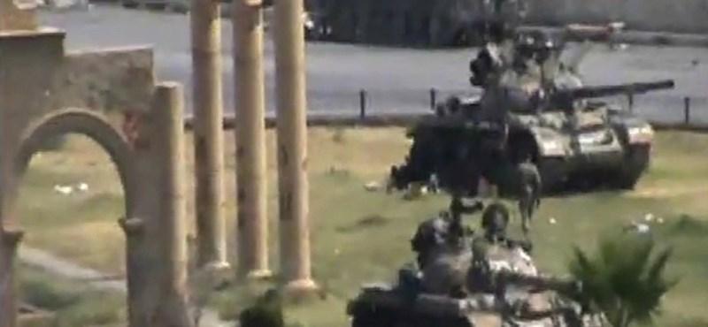 24 embert öltek meg Szíriában a ramadán első napján