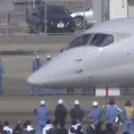 Videó: suhan a Mitsubishi utasszállítója, megvolt az első tesztrepülés