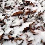 Videó: Így árasztják el az országot a havazást hozó fellegek