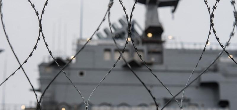 A helyzet fokozódik: Amerika hadihajókat küldött Észak-Korea partjaihoz