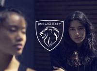 Bemutatta új emblémáját a Peugeot